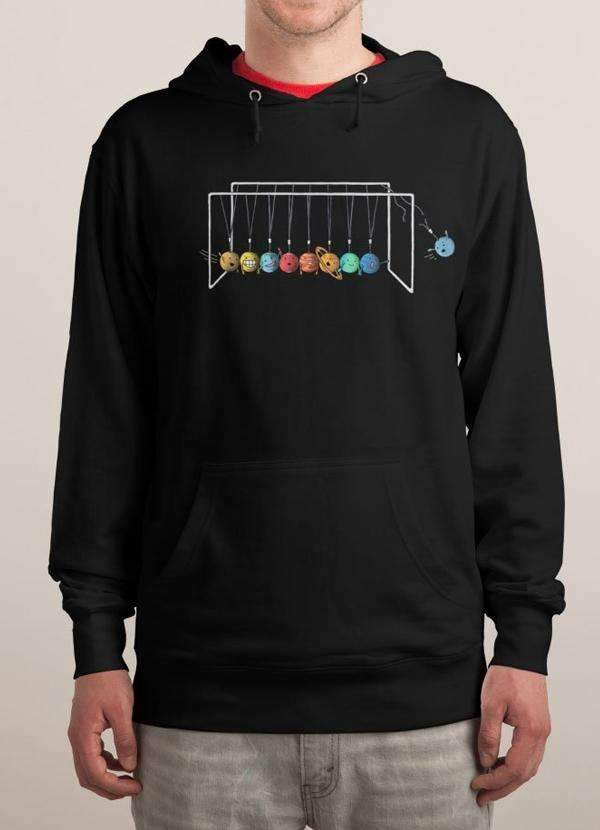 PLANET SYSTEM HOODIE