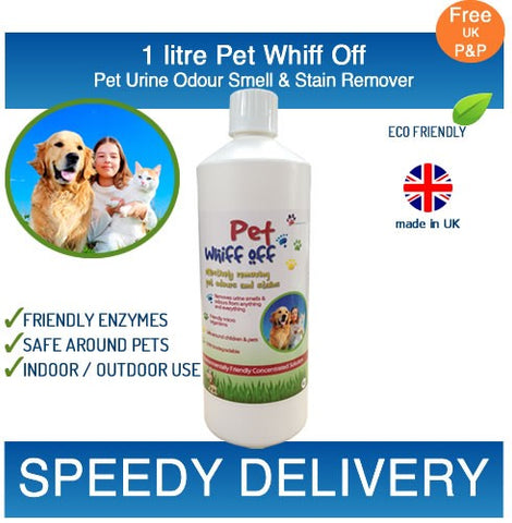 Image of Pet Whiff Off 1L | Free Speedy Delivery