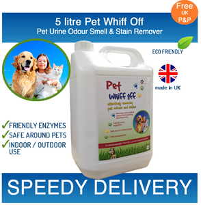 Pet Whiff Off 5L | Free Speedy Delivery