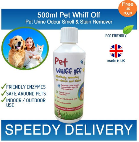 Image of Pet Whiff Off 500ml | Free Speedy Delivery