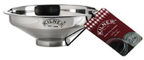 Kilner 410 Stainless Steel Easy Fill Funnel