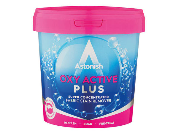 Astonish Oxy-plus Stain Remover 1kg C1475