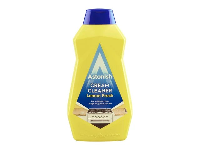 Astonish Cream Cleaner With Lemon 500ml C2370