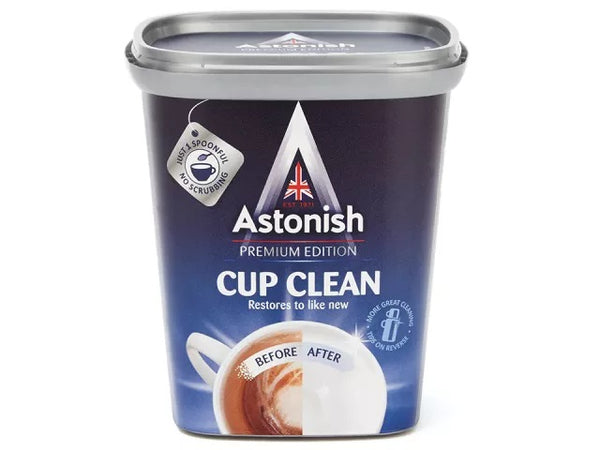 Astonish Premium Edition Cup Cleaner C9630