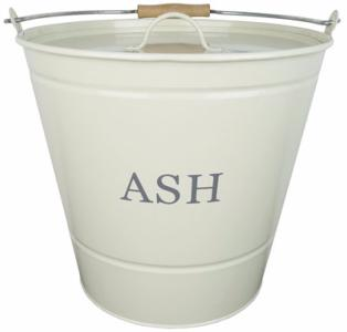 Manor 0349 Cream Ash Bucket and Lid