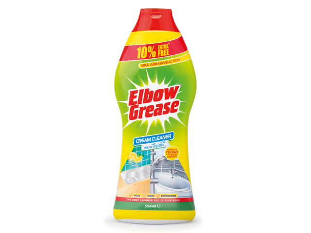 Elbow Grease EG24 Cream Cleaner 550ml +10%