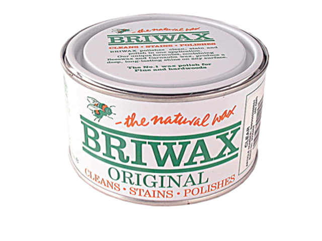 Briwax Wax Polish Tudor Oak 400g