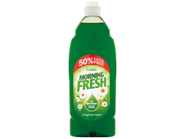 Morning Fresh Washing Up Liquid Original 450ml +50%