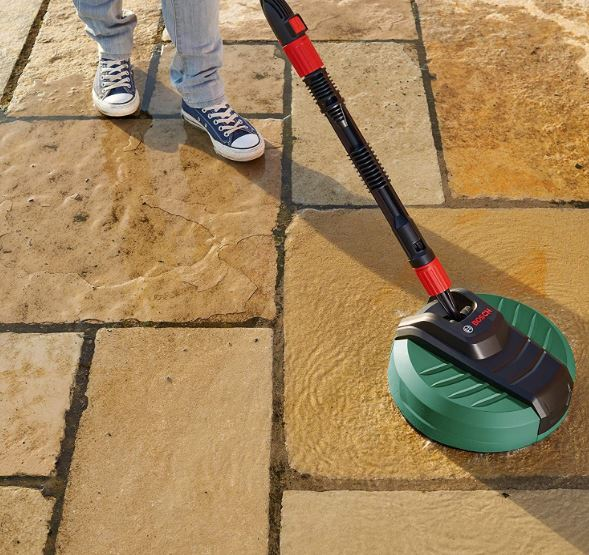 Bosch AquaSurf 280 Patio Cleaner for AQT High Pressure Washers