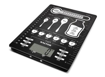 Salter 1171CNDR Electric Conversion Kitchen Scales