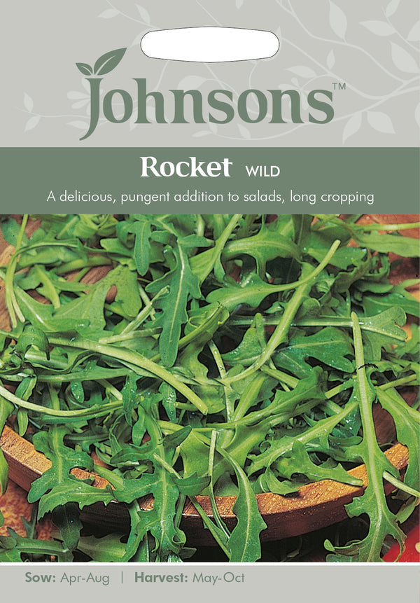 Johnsons 121043 Diplotaxis tenuifolia - Wild Rocket