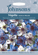Johnsons 121144 Nigella papillosa - Nigella Musical Prelude