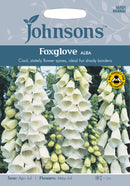 Johnsons 121171 Digitalis purpurea -  Foxglove Alba