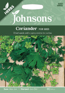 Johnsons 121353 Coriandrum sativum - Coriander for seed