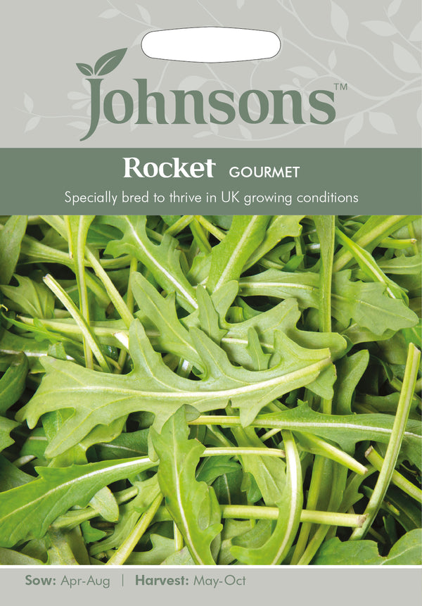 Johnsons 123611 Diplotaxis tenuifolia - Rocket Gourmet