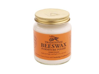 Cambridge Traditional Beeswax Polish Neutral 142g