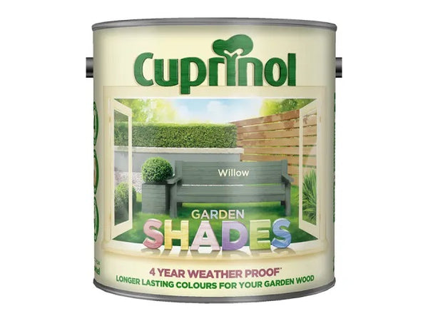 Cuprinol Garden Shades Willow 1 Litre 5083483