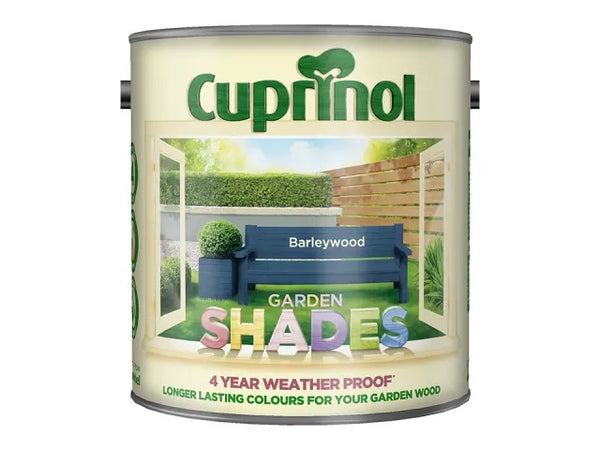 Cuprinol Garden Shades Barley Wood 2.5L 5092573