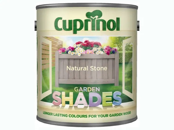 Cuprinol Garden Shades Natural Stone 1L 5092611