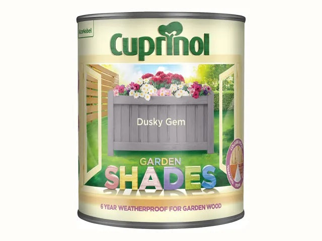 Cuprinol Garden Shades Dusty Gem 2.5 Litre 5232365