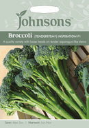 Johnsons 128416 Brassica oleracea Italica - Broccoli (Tenderstem) Inspiration F1