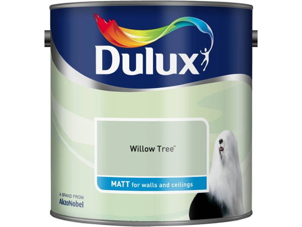 Dulux 5091748 Rich Matt Willow Tree 2.5L