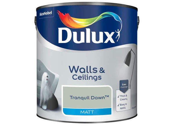 Dulux 5354973 Rich Matt Tranquil Dawn 2.5L