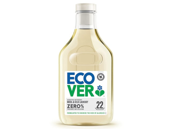Ecover Zero Delicates Laundry Liquid 1L 4004336