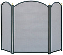 Manor 1796 3 Fold Dynastry Fireguard 660mm NORFOLK DELIVERY ONLY