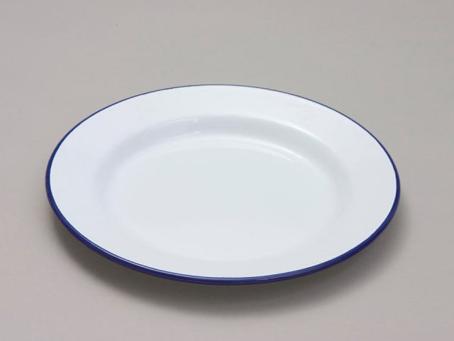 Falcon 45024 White Dinner Plate 24 cm