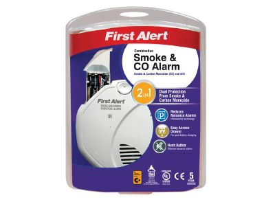 First Alert SCO5UK Smoke/Carbon Monoxide Detector