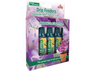 FITO 2044393 Orchid Drip Feeders 5 x 32ml