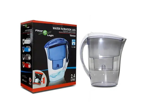 Filter Logic White Water Filter Jug + Filter FJ401W