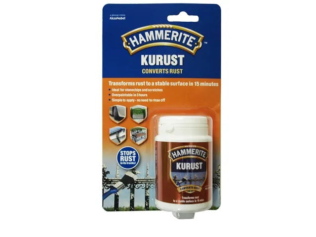 Hammerite One Coat Kurust Blister 90ml 5092819