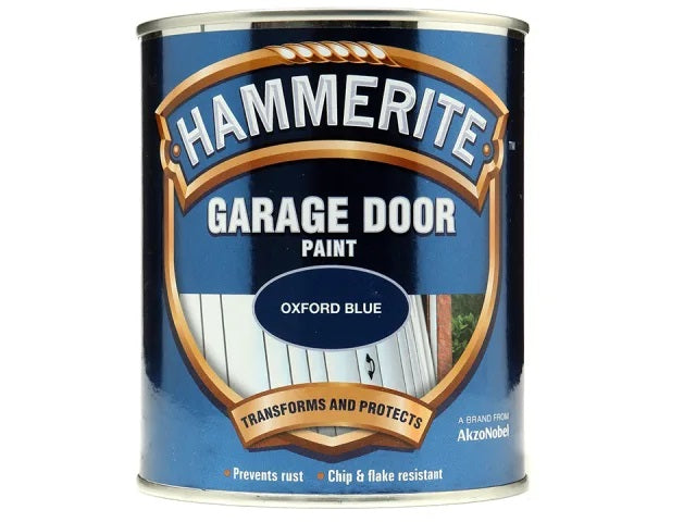 Hammerite Garage Door Enamel Oxford Blue 750ml 5092884