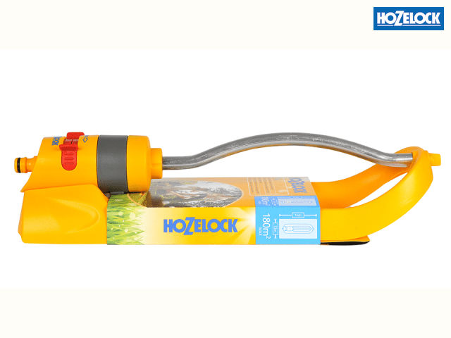 Hozelock 2972 Aquastorm 15 Oscillating Sprinkler