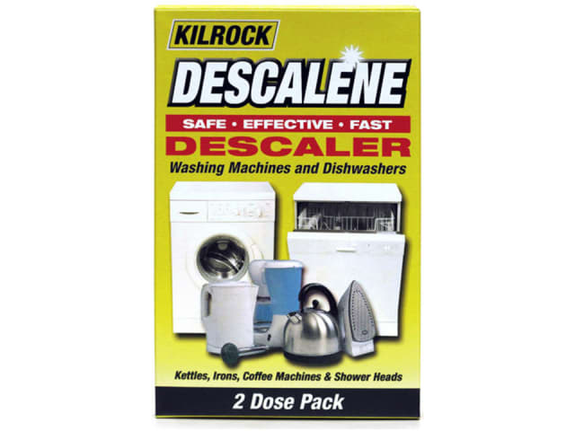 A Multi-Purpose Descaler, especially suited to Washing Machines and Dishwashers. It works to remove Limescale and prevent it from reforming.