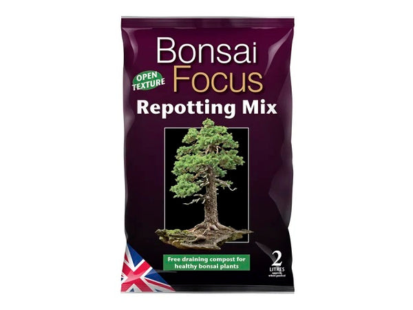 Bonsai Focus Repotting Mix 2L MDBF2
