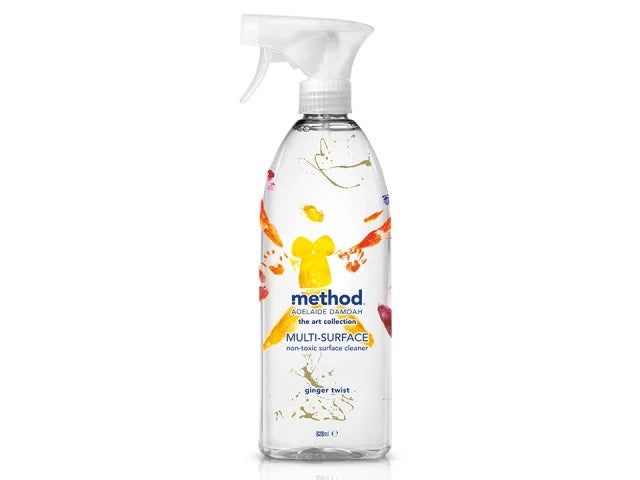 Method Multi Purpose Cleaner Ginger Twist 828ml 4004796