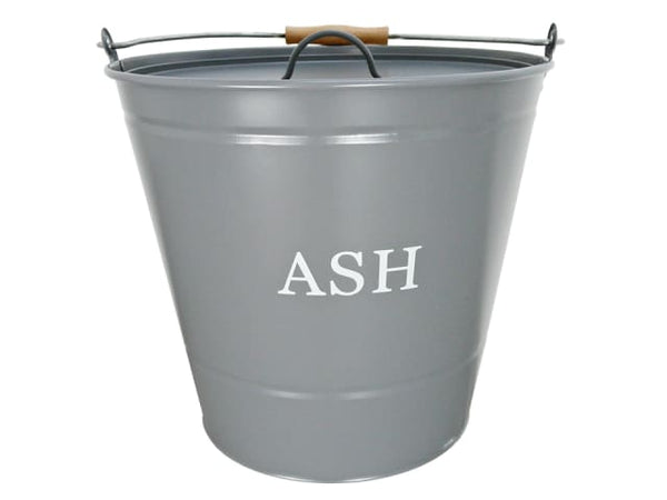 Manor 0347 Charcoal Ash Bucket and Lid