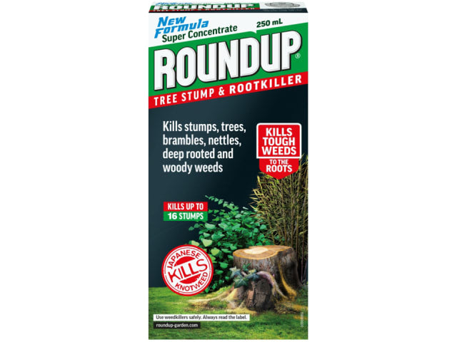 Roundup 118935 Tree Stump & Root Killer 250ml