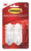 3M Command Designer Medium Hooks 17081