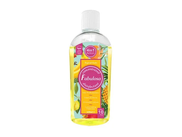 Fabulosa Disinfectant Tropical Fruits 220ml 11174