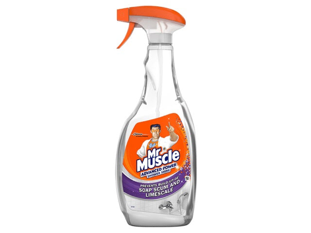 Mr Muscle Advanced Power Shower 750ml Trigger Spray