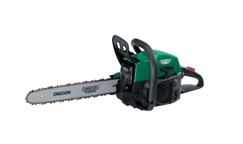 Draper Expert 45574 450 mm 46 cc Petrol Chain Saw