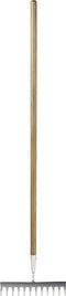 Spear and Jackson 4850 Traditional Stainless Steel Soil Rake