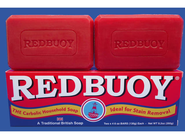 Red Buoy Carbolic Household Soap Twin Pack - Handwash