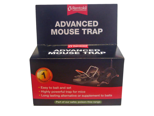 Rentokil FM101 Advanced Mouse Trap