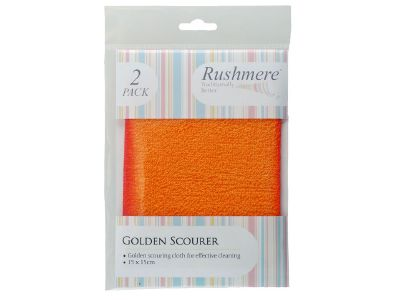 Rushmere 1125 Golden Scourer Pack of 2