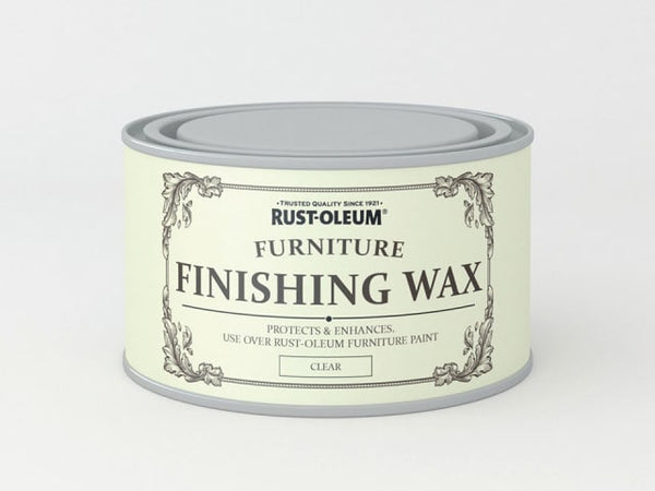 Rustoleum Furniture Finishing Wax Clear 400ml